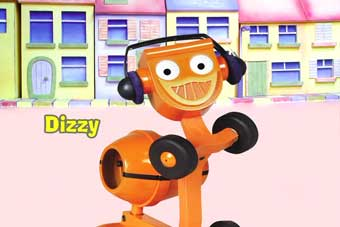Dizzy - Bob the Builder
