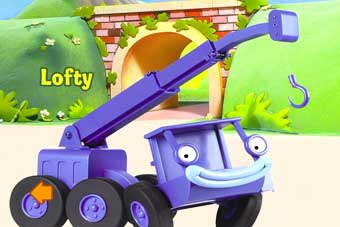 Lofty - Bob the Builder