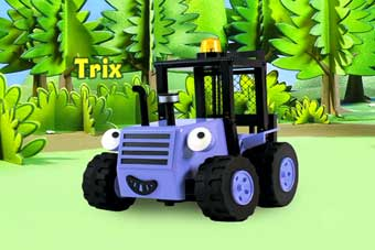 Trix - Bob the Builder