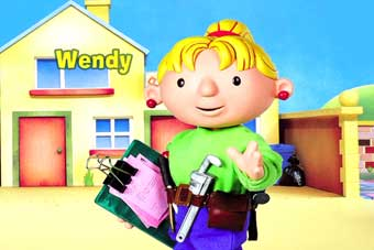 sc 1 st  Bob the Builder & Bob the Builder - Wendy